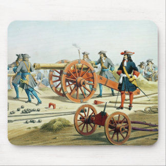 The Regiment of the King's Fusilliers Mouse Pad