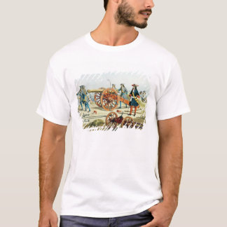 The Regiment of the King's Fusilliers T-Shirt