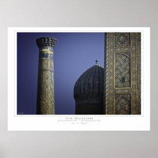 The Registan Print