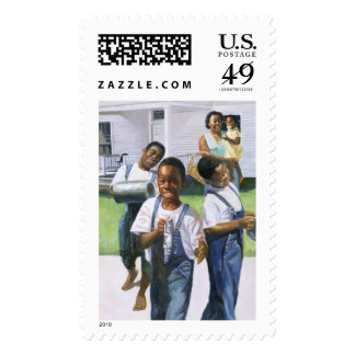 The Rehearsal 2000 Postage Stamps