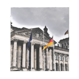The Reichstag building, Berlin Notepad