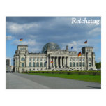The Reichstag building, Berlin Post Cards
