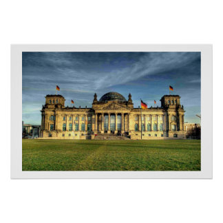 The Reichstag Print