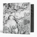 The Reign of Antichrist 3 Ring Binder