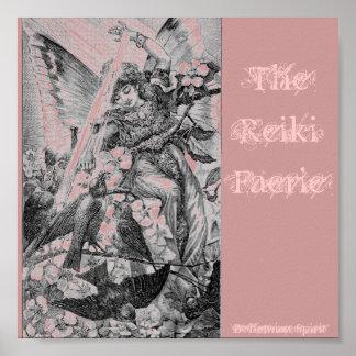 The Reiki Faerie, Bohemian Spirit     ... Poster