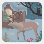 The Reindeer sticker
