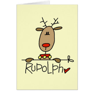 the Reindeer T-shirts and Gifts Card