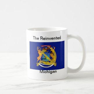 The Reinvented Michigan Classic White Coffee Mug