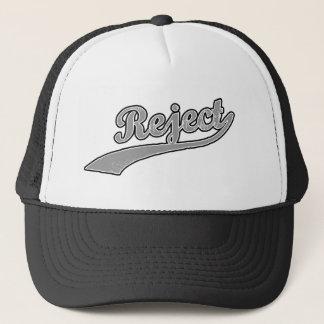 the Reject (trucker) Trucker Hat