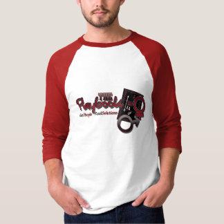The Relationship Playbook 3/4 Raglan T-Shirt