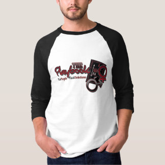 The Relationship Playbook 3/4 Sleeve Raglan T-Shirt