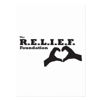 The Relief Foundation Postcard