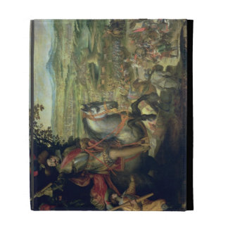 The Relief of Constance, 1633 iPad Folio Cover