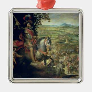 The Relief of Constance, 1633 Metal Ornament