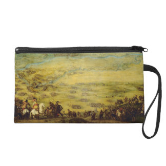 The Relief of the Fortress of Lerida Wristlet Purse