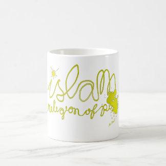 The Religion of P——— Coffee Mug