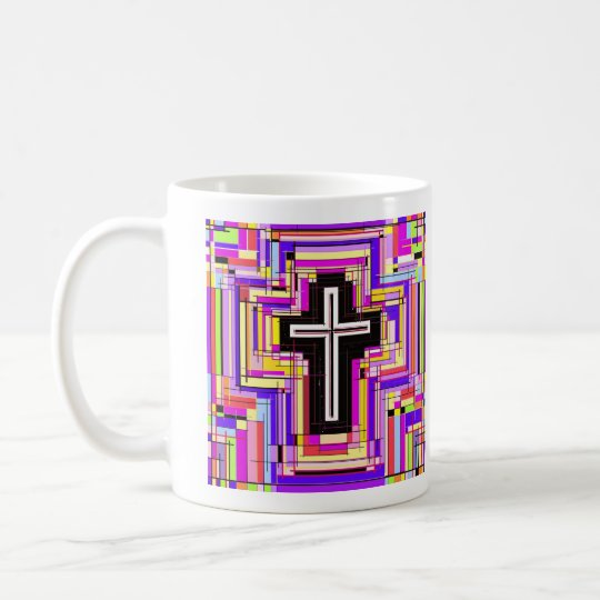 The Religious Christian Cross Coffee Mug