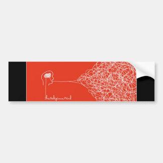 THE RELIGIOUS MIND - Bumper Sticker