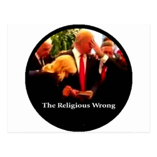 The Religious Wrong Postcard