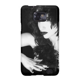 The Reluctant Reveal - Self Portrait Samsung Galaxy SII Case