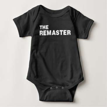 Beach Themed THE REMASTER Shirt from the Remix Encore Mic Drop