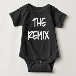 The Remix Baby Bodysuit