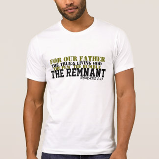 The Remnant T-shirts