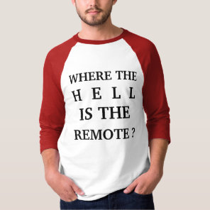 The Remote T-Shirt