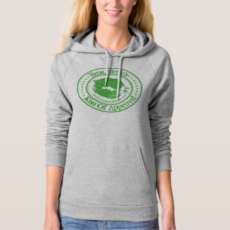 """The Rena Nicole Show """"Kiss of Approval"""" Hoodie"""