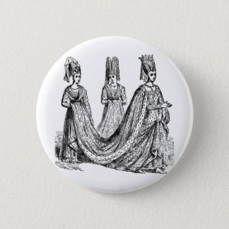 The Renaissance Wedding Button