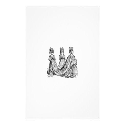 The Renaissance Wedding Stationery Paper