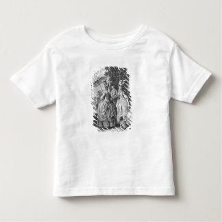 The rendezvous for Marly Toddler T-shirt