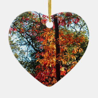 The Renegade's Heart Ceramic Ornament
