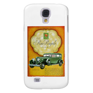 The Reo-Royale Eight Samsung Galaxy S4 Covers