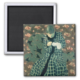 The Repairer, 1891 2 Inch Square Magnet
