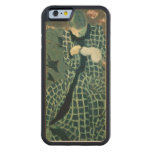 The Repairer, 1891 Carved® Maple iPhone 6 Bumper