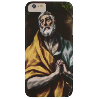 The Repentant Saint Peter by El Greco Barely There iPhone 6 Plus Case