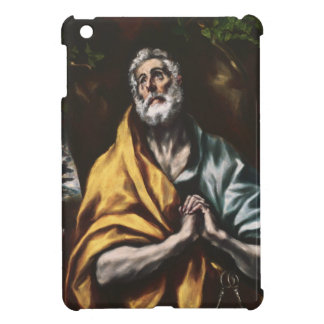 The Repentant Saint Peter by El Greco Cover For The iPad Mini