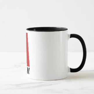 The Repo Man's Mug
