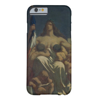 The Republic, 1848 (oil on canvas) Barely There iPhone 6 Case