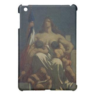 The Republic, 1848 (oil on canvas) iPad Mini Cases