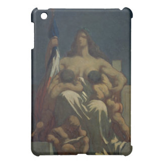 The Republic, 1848 (oil on canvas) iPad Mini Cover