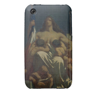The Republic, 1848 (oil on canvas) iPhone 3 Case