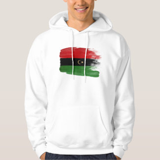 The Republic of Libya Flag Hoodie