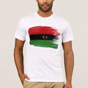The Republic of Libya Flag T-Shirt