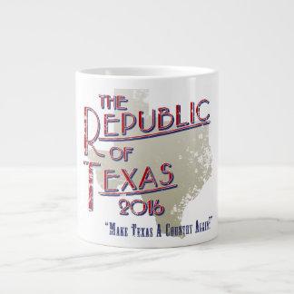 The Republic of Texas 2016 Large Coffee Mug