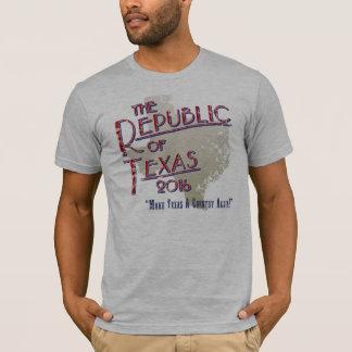 The Republic of Texas 2016 T-Shirt