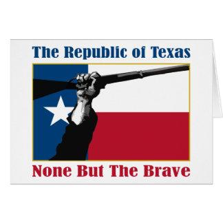 The Republic of Texas (NBTB) Card