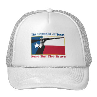 The Republic of Texas (NBTB) Trucker Hat