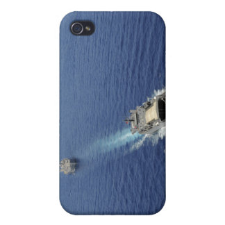 The Republic of the Philippines Navy ships iPhone 4 Cover